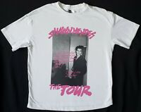 SHAWN MENDES The Tour Size Small White T-Shirt