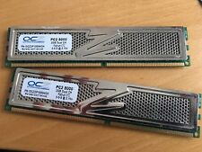 OCZ Platinum DDR2-1000 4GB KIT (2x 2GB SDRAM PC2-8000)