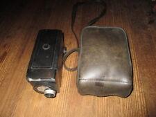 Vintage Kodak Brownie Fun Saver Movie Camera With Case Nice!