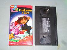 Dora L'Exploratrice -  L'halloween De Dora (VHS)(French) Testé