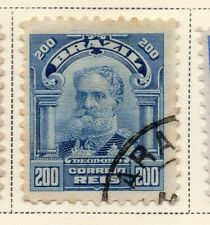 Brazil 1906-15 Early Issue Fine Used 200r. NW-11985