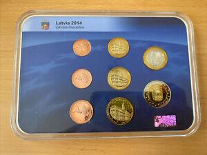 Lettland, Latvia Premium Collection, 5.000 Stück, PP, Polierte Platte, UNC (W)