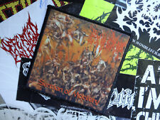 Pyrexia Death Metal Patch Dying Fetus