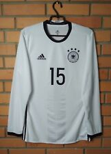 Germany Adizero Player Issue Size 7 Jersey Shirt Long Sleeve Soccer Adidas