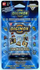 Digimon Cards Digi Battle Series 1 Booster Pack BLISTER Sealed New English
