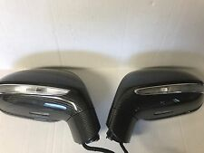 2010-2017 BENTLEY CONTINENTAL FLYING SPUR SIDE VIEW CARBON MIRRORS LEFT & RIGHT