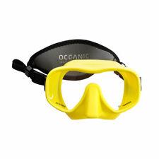 Oceanic Shadow Mask Scuba Snorkeling Diving Freedive Yellow 05.4000.18