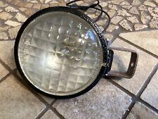 S&M Lamp Co Early truck Automobile Cowl Light glass Vintage fender BackUp Lite