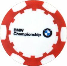 2019 BMW CHAMPIONSHIP (Medinah) Logo (RED) POKER CHIP Golf BALL MARKER