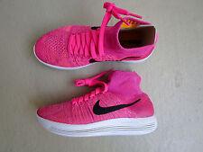 Wmns Nike Air lunarepic flyknit 38 Pink pow/black-Vivid Purple-Atomic Pink