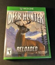 Deer Hunter [ Reloaded ] (XBOX ONE) NEW
