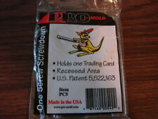 Pro-Mold # PC5 1 Screw Card Holder 20 pt,  New