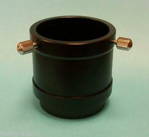 """Astro Optics Short 2"""" Extension Tube Adapter - Adds 1.75"""" - For Telescope - NEW"""