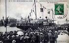 62 Boulogne sur Mer - Arrivée d'un Bateau d'Excursionnistes de Folkestone