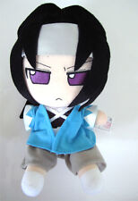 Hakuouki 10'' Hijikata Gift Plush Doll Anime Manga Licensed NEW