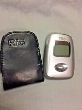 Rio Carbon 5Gb Mp3 Player untested