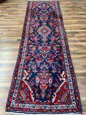 ✔ Hamedan   95 x 300   Handgeknüpft   Orientteppich   Carpet   Rug