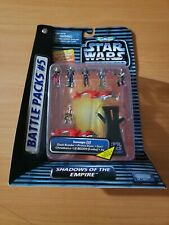 STAR WARS MicroMachines BATTLE PACK #5 Shadows of the Empire BRAND NEW SEALED!