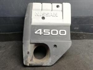 NISSAN PATROL ENGINE COVER PETROL, 4.5, TB45, Y61/GU, 12/97-10/01 97 98 99 00 01