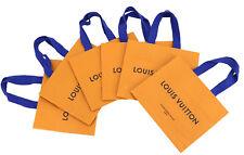 LOUIS VUITTON Empty Shopping Gift Paper Bag 6P Set Orange China-58