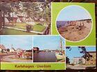 Postkarte 537 gelaufen, Karlshagen, Usedom, Ansichtskarte, Sammlung, AK