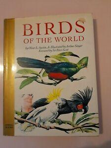 Birds of the World by Oliver L Austin Jr. Illustrated by Arthur Singer. Hardback