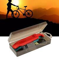 Portable Mountain Bike Bicycle Flat Tire Repair Tools Cycling Emergency Fix Kit