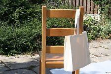 Plain Natural Heavy Cotton Canvas Shopper Tote Bag Plain 42*36*16