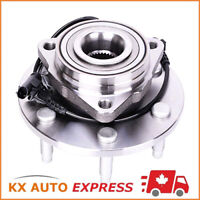 FRONT WHEEL HUB ASSEMBLY FOR GMC SIERRA 1500 4WD 4X4 2007 2008 2009 2010 2011