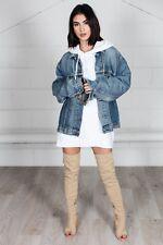 Cosmic Saint White Washed Unisex Oversized Hoodie Plain Trendy Fashionista