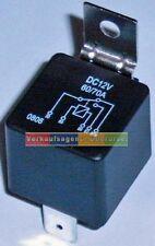 Wechselrelais: 12 Volt, 60 / 70 Ampere,