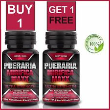 500mg CAPSULES PUERARIA MIRIFICA EXTREME PURE & NATURAL BUST BREAST ENLARGEMENT