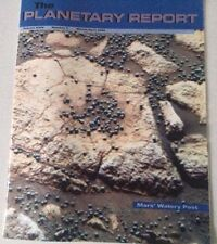Planetary Report Magazine Mars' Watery Past March/April 2004 072217nonrh