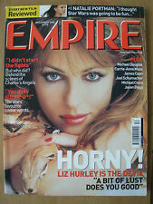 EMPIRE FILM MAGAZINE No 138 DECEMBER 2000 LIZ HURLEY