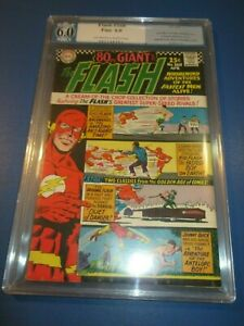Flash #160 Silver age PGX 6.0 Fine Wow JP