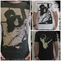 **Slash T-Shirt** Unisex Retro Rock Vest Tank Top Sizes S M L XL