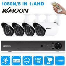 Kkmoon 8Ch Ir Cctv Security Camera System Surveillance 1080P Nvr Video Recorder