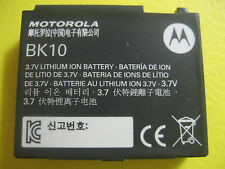LOT OF 38 OEM Motorola BK10 Battery IN PERFECT CONDITION, 100% GUARANTEED!!!
