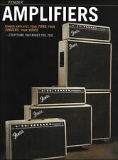 Fender Amplifiers Super-Sonic Series Guitar Amp ad 8 x 11 advertisement print