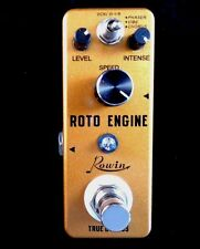 Rowin ROTO MOTORE-Chorus, Flanger, Phaser MINI DIGITALE A PEDALE CON TRUE BYPASS