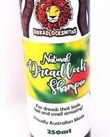 DREADLOCK SHAMPOO. Spearmint. Natural, dandruff, deep cleanse your dreads