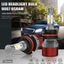OSRAM 9007 HB5 1300W 195000LM LED Headlight Kits Bulbs 6000K White Hi/Low Beam