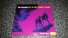 SLY & THE FAMILY STONE The Essential Limited Edition 3.0 3 x CD Digipack