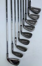 Tommy Armour 845S Silver Scot Iron Set Cavity Balanced Right Handed