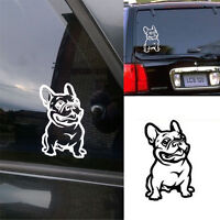 Cute Strong Adhesive 3d Stickers French Bulldog Dog Car Sticker Vinyl Cars Decal