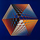 """""""Tupa-3"""" by Victor Vasarely"""