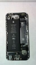 Original iPhone 6 spay gray housing with battery charge port rear camera - fair