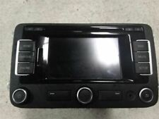 Audio Equipment Radio Receiver Radio With Navigation Fits 09-11 Cc 1K0035274
