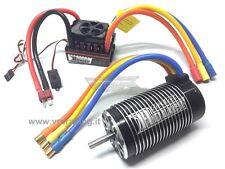 CY-800001-83 Combo Rocket 1/8 motore 4076 1550KV sensorless + regolatore 120A b