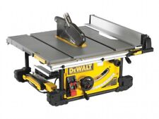 Dewalt Dw745 Rs 240 Volt Portable Site Saw De7400 Stand